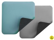 Antistatische ESD premium tafelmatten voor de werkplaats