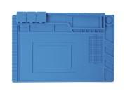 ESD veilige siliconen mat 450x300mm
