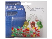 Set LEDs (80st.)
