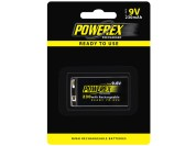 Powerex Precharged 9.6 V blokbatterij