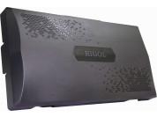 Front panel cover voor Rigol MSO5000-E (zwart)