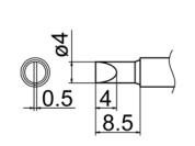 T12 serie soldeerpunten