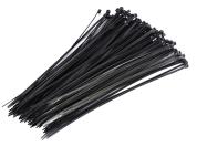 Tie-wraps 400 mm lengte, 7.6 mm breedte