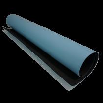 Premium ESD mat op maat Blauw
