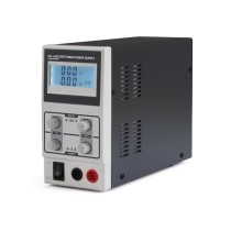 Labvoeding 0-30V 0-3A met LCD
