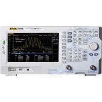 Rigol DSA800 serie spectrum analysers