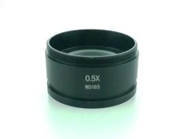 Barlow lens 0.5x