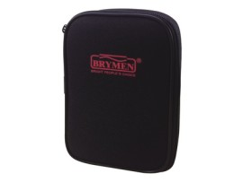 Brymen draagtas voor de BM8xx serie multimeters