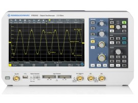 Rohde & Schwarz RTB2000 serie digitale oscilloscopen