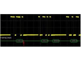 Rigol SD-DS2 Seriële decodering voor DS2000A serie
