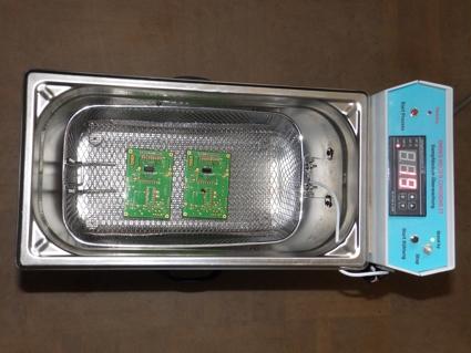 Vapor phase solderen