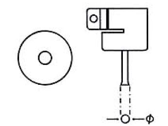 Aoyue ronde soldeernozzle